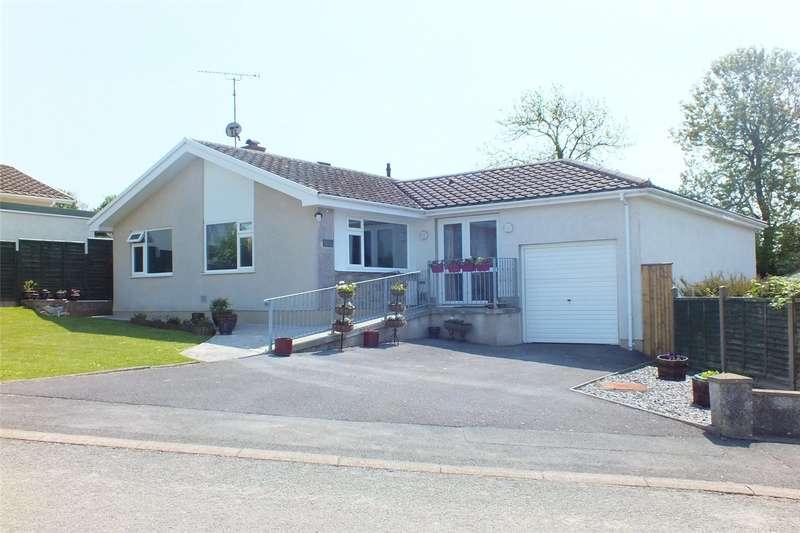 3 Bedrooms Detached Bungalow for sale in James Park, Kilgetty, Pembrokeshire