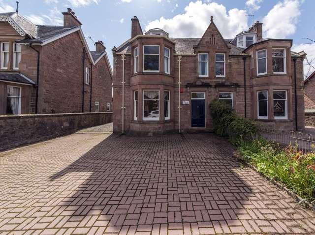 6 Bedrooms Semi Detached House for sale in Station Road, Beauly, Highland, IV4 7EH