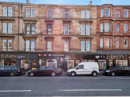 2 Bedrooms Flat for sale in Allison Street, Glasgow, Lanarkshire