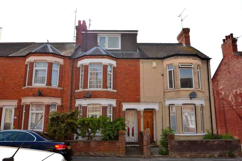 5 Bedrooms Terraced House for sale in Jersey Road, Wolverton