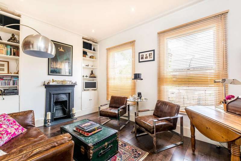 2 Bedrooms Flat for sale in Third Avenue, Queen's Park, W10