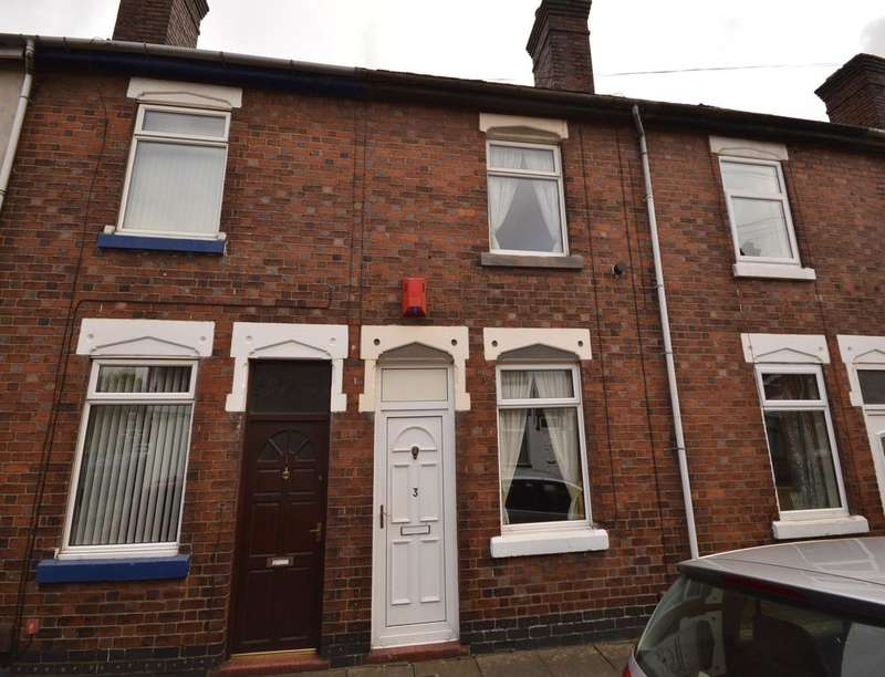 2 Bedrooms Property for sale in Marriott Street, Fenton, Stoke-On-Trent, ST4