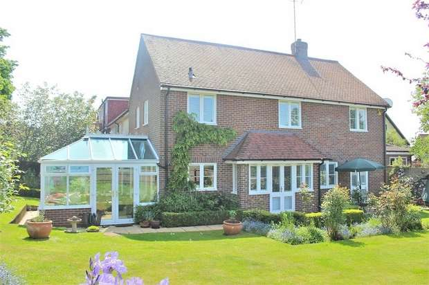 5 Bedrooms Detached House for sale in Bocking, Braintree, Essex