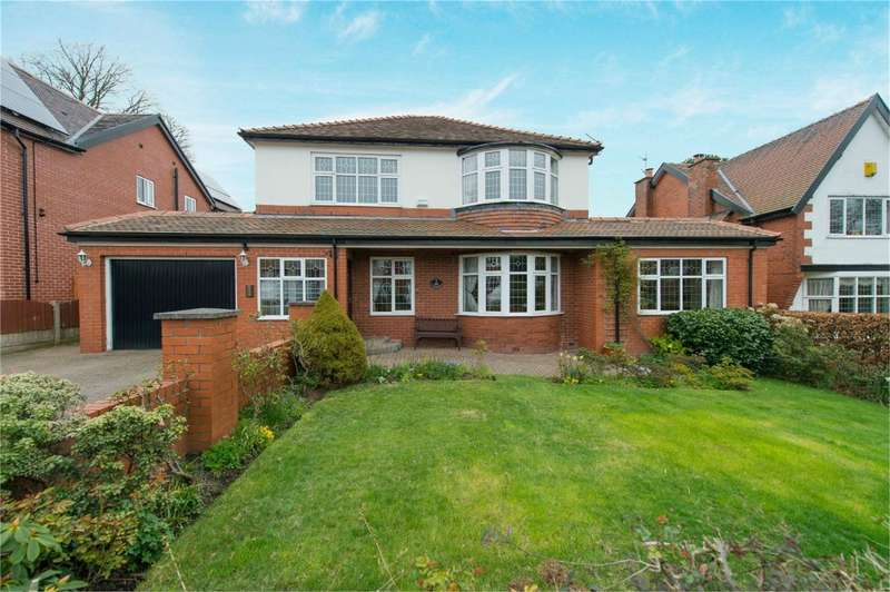 4 Bedrooms Detached House for sale in Somerdale Avenue, Heaton, Bolton, Lancashire