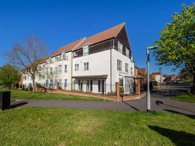 1 Bedroom Retirement Property for sale in Fairland Court, Wymondham, NR18 0JS
