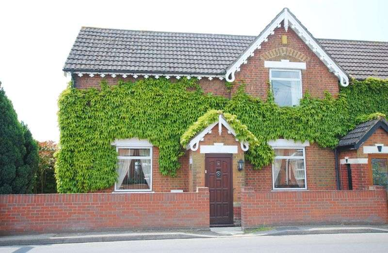 3 Bedrooms Semi Detached House for sale in Newtown Road, Woolston