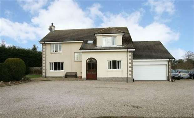 5 Bedrooms Detached House for sale in Maryculter, Aberdeen