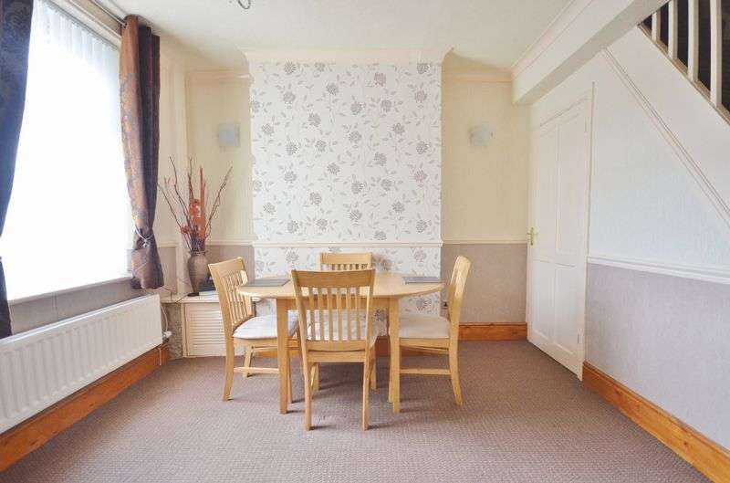 3 Bedrooms Terraced House for sale in Cadman Street, Workington