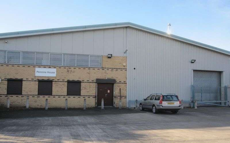 Property for sale in TO LET - Pennine House, Greengate Ind Est, Greengate Way, Middleton. M24 1SW