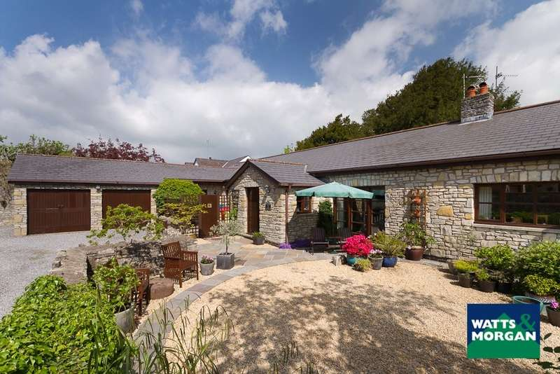 4 Bedrooms Unique Property for sale in The Byre, Penmark, Vale of Glamorgan, CF62 3BP