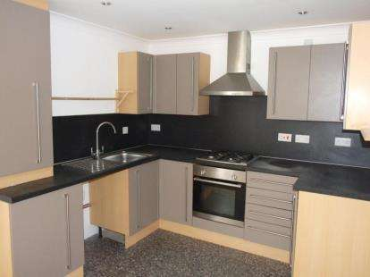 2 Bedrooms Flat for sale in Camborne, Cornwall