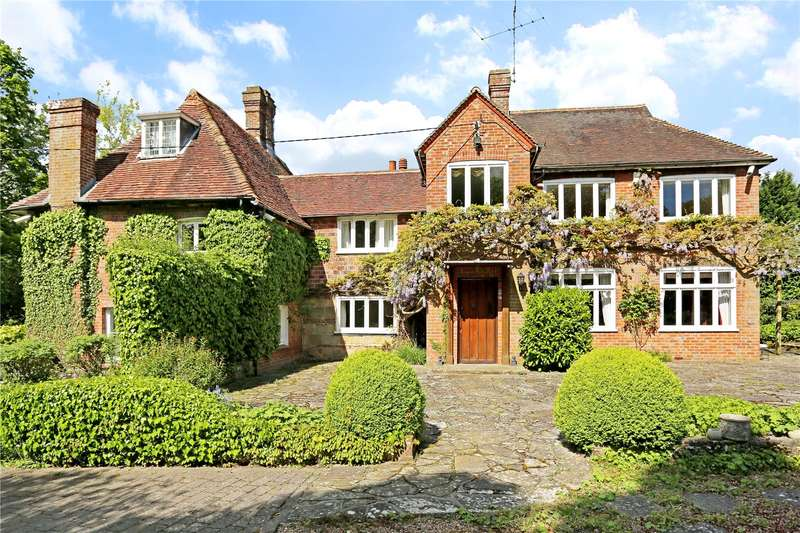 7 Bedrooms Detached House for sale in North Common Road, Wivelsfield Green, East Sussex, RH17