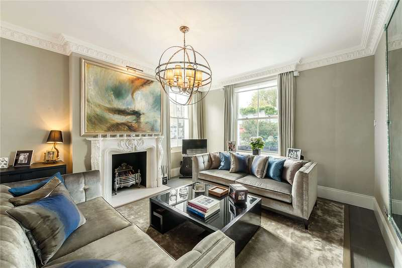 Semi Detached House for sale in Earls Court Road, London, W8