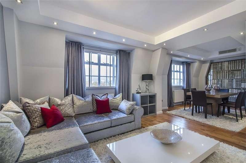3 Bedrooms Flat for sale in Knightsbridge Court, 12 Sloane Street, London, SW1X