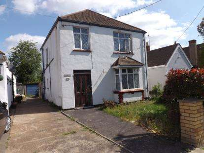 3 Bedrooms Detached House for sale in Benfleet, Essex