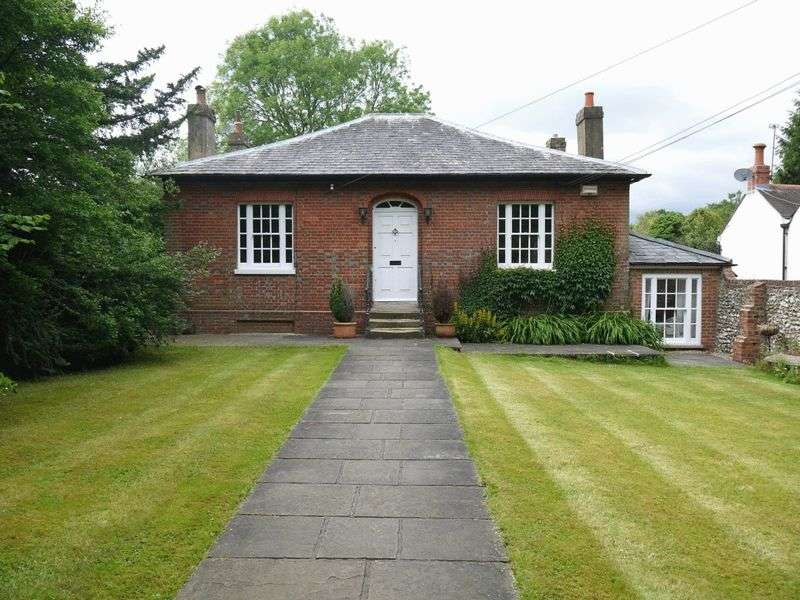 3 Bedrooms Detached Bungalow for sale in Burlings Lane, Sevenoaks