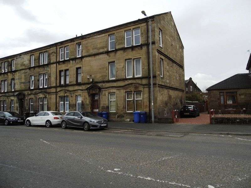 2 Bedrooms Flat for sale in Greenock Road, Paisley