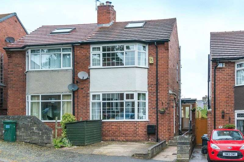 2 Bedrooms Semi Detached House for sale in Evelyn Road, Crookes - Large Kitchen/Diner, DESIRABLE LOCATION