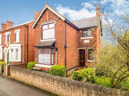 3 Bedrooms House for sale in Hucknall Lane, Nottingham, Nottinghamshire
