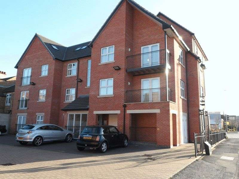 2 Bedrooms Flat for sale in Grand Union House, Ratcliffe Road, Loughborough