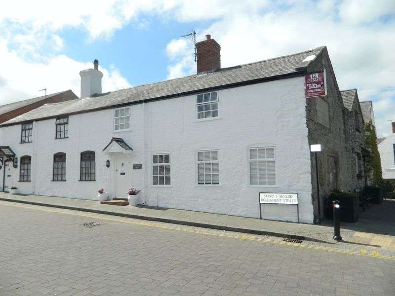 2 Bedrooms Terraced House for sale in Parliament Street, Rhuddlan