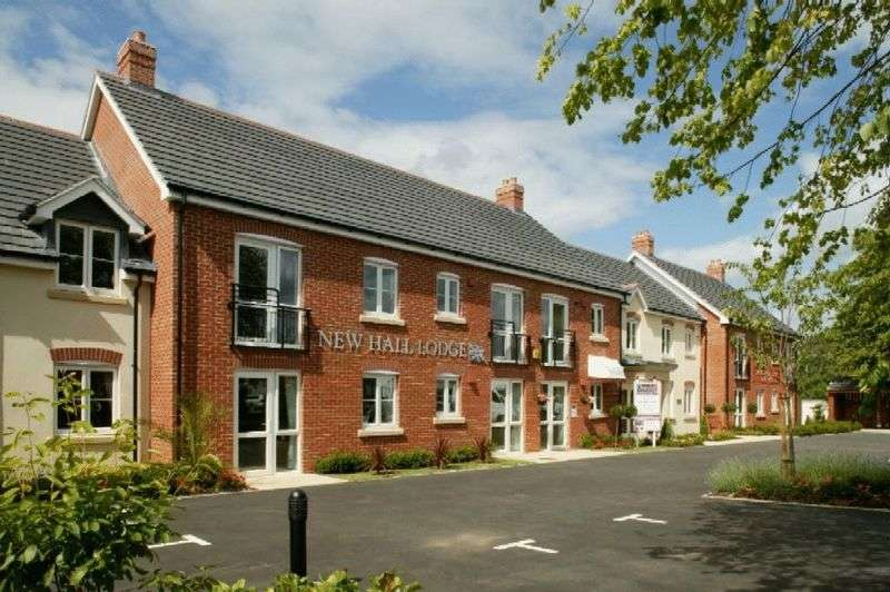 1 Bedroom Retirement Property for sale in Sutton Coldfield, New Hall Lodge