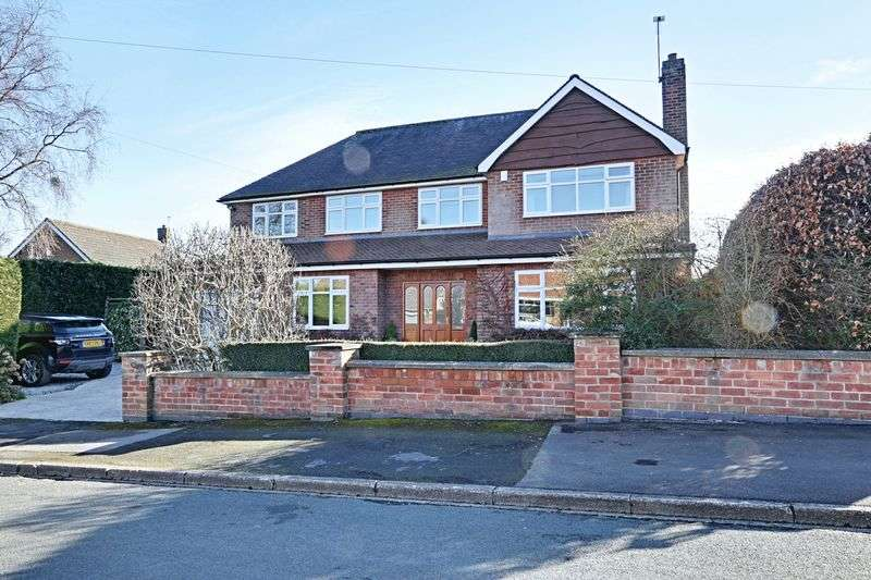 5 Bedrooms Detached House for sale in The Fairway, West Ella