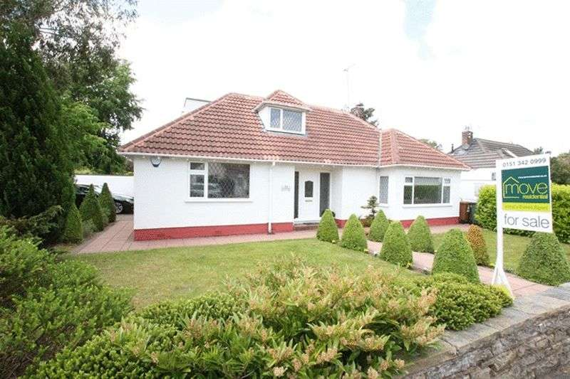 4 Bedrooms Detached Bungalow for sale in Border Road, Heswall, Wirral