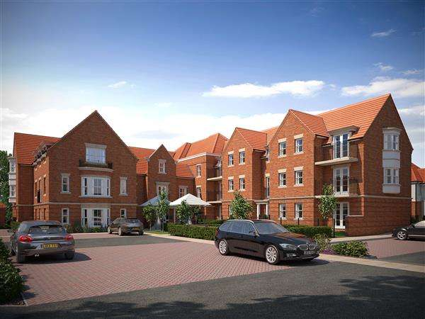 2 Bedrooms Apartment Flat for sale in ALBANY COURT, LEIGH ON SEA