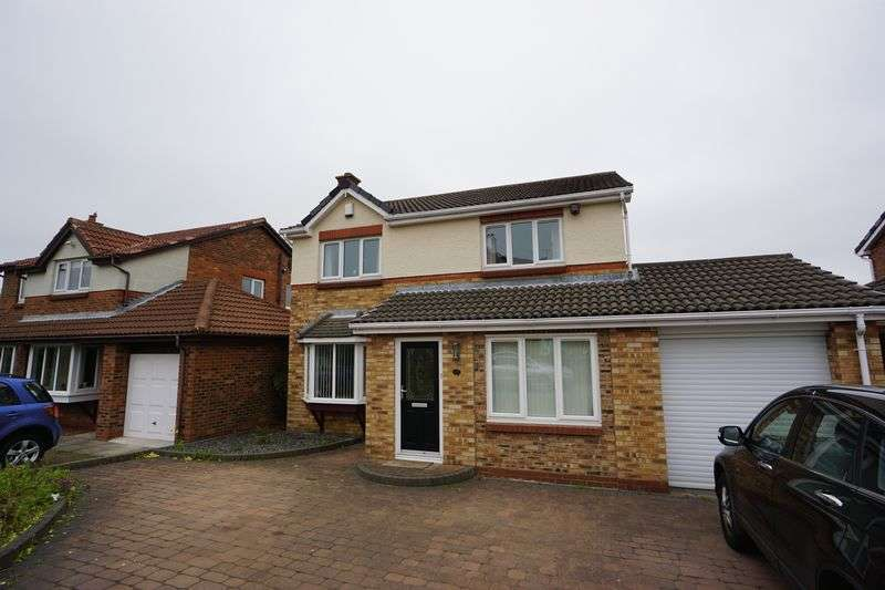 4 Bedrooms Detached House for sale in HAVERSHAM CLOSE, Benton