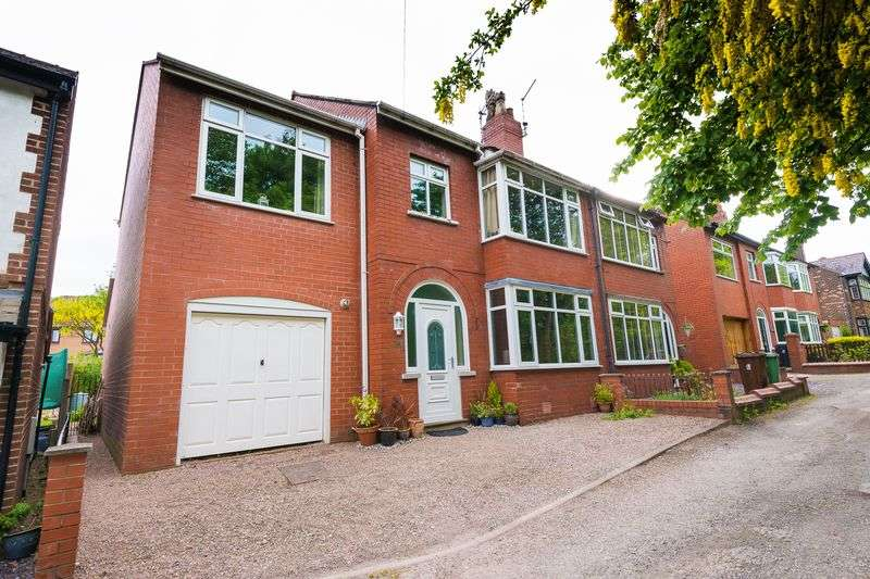 4 Bedrooms Semi Detached House for sale in Wigan Road, Standish