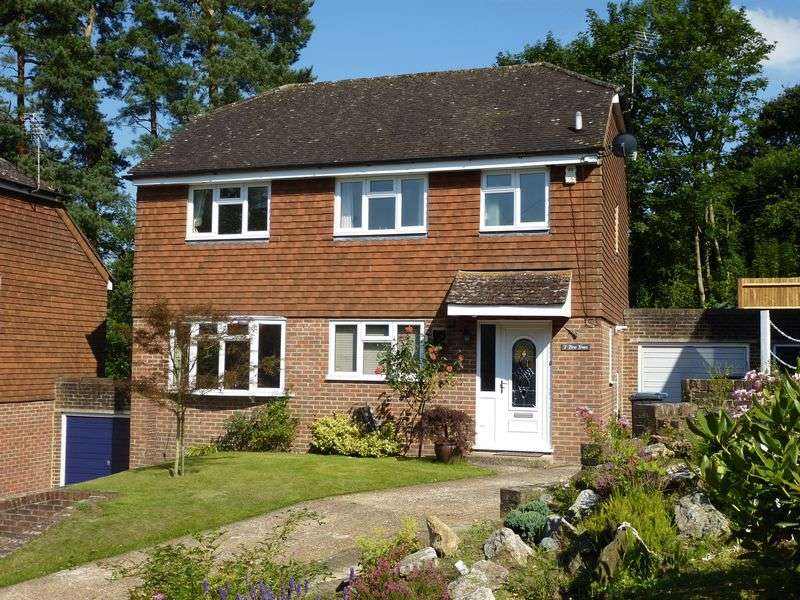 4 Bedrooms Detached House for sale in Pine Trees, Hassocks, West Sussex,