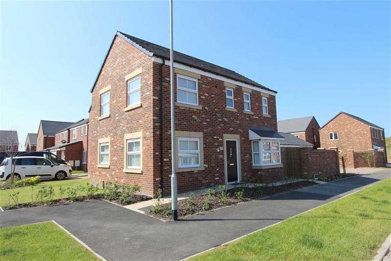 3 Bedrooms Property for sale in Fletcher Drive, Lytham St Annes, Lancashire