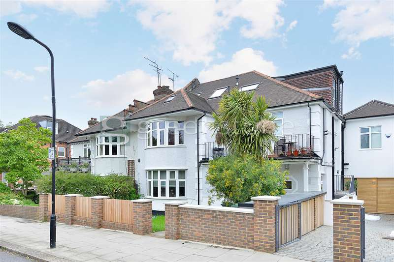 2 Bedrooms Property for sale in Minster Road, Cricklewood, London