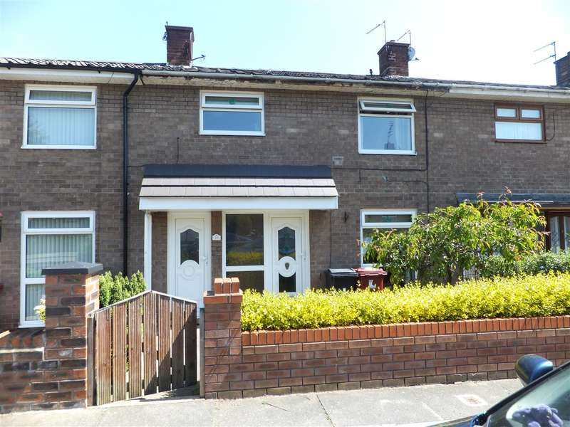 3 Bedrooms Terraced House for sale in Skipton Road, Huyton, Liverpool