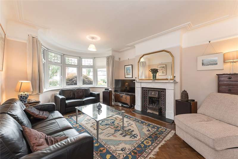 4 Bedrooms Semi Detached House for sale in Creighton Avenue, East Finchley, London, N2