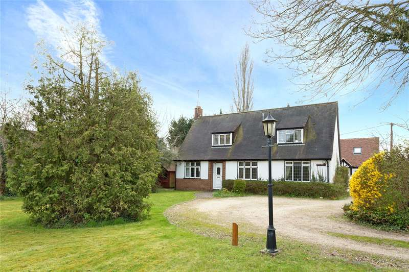 5 Bedrooms Detached House for sale in Lamborough Hill, Wootton, Abingdon, Oxfordshire, OX13