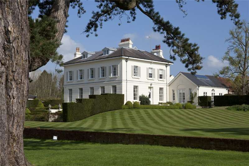 7 Bedrooms Detached House for sale in Gills Green, Cranbrook, Kent, TN18