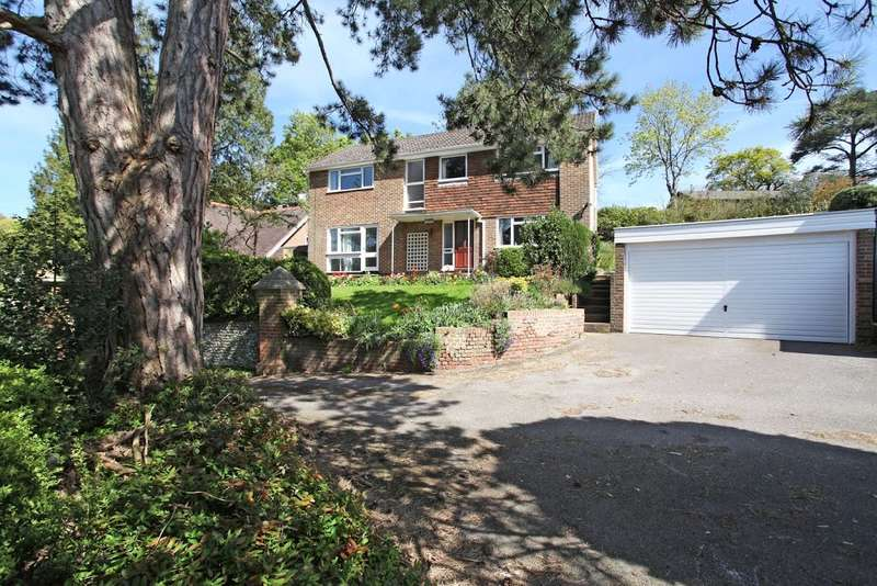 4 Bedrooms Detached House for sale in Ridgeway Road, Dorking, Surrey, RH4