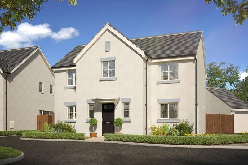 4 Bedrooms Detached House for sale in Edenbrook, Ystradowen