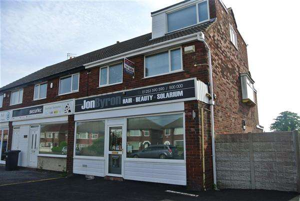 Commercial Property for sale in Ashfield Road, Blackpool