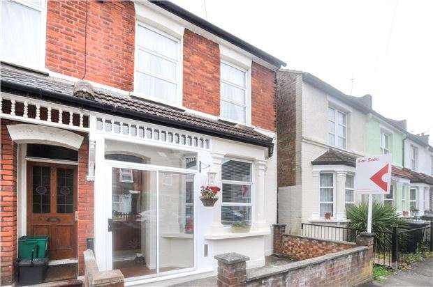 3 Bedrooms End Of Terrace House for sale in Lansdowne Road, PURLEY, Surrey, CR8 2PD