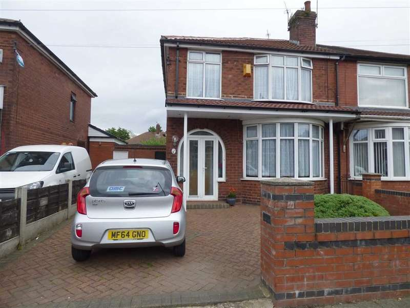 3 Bedrooms Property for sale in Barlea Avenue, New Moston, MANCHESTER, M40