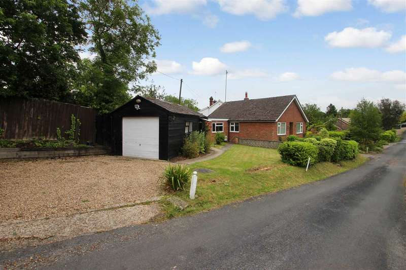 2 Bedrooms Bungalow for sale in Caroline, Chapel Lane, West Bergholt, Colchester