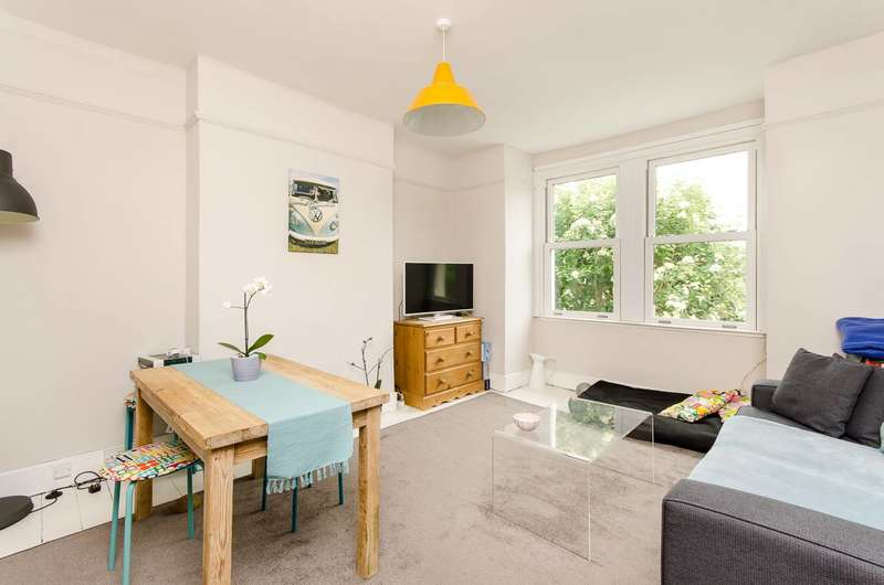 2 Bedrooms Flat for sale in Crealock Street, Earlsfield, SW18