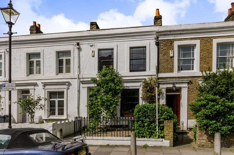 3 Bedrooms House for sale in Trinity Gardens, Brixton, SW9