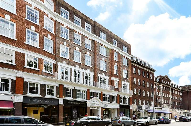 2 Bedrooms Flat for sale in Fulham Road, Chelsea, SW3