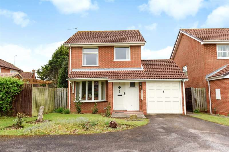 3 Bedrooms Detached House for sale in Chatteris Way, Lower Earley, Reading, Berkshire, RG6