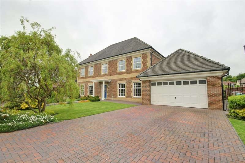 5 Bedrooms Detached House for sale in Bramhall Drive, High Generals Wood, Rickleton, NE38