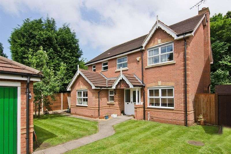 4 Bedrooms Detached House for sale in Woodchurch Grange, Sutton Coldfield